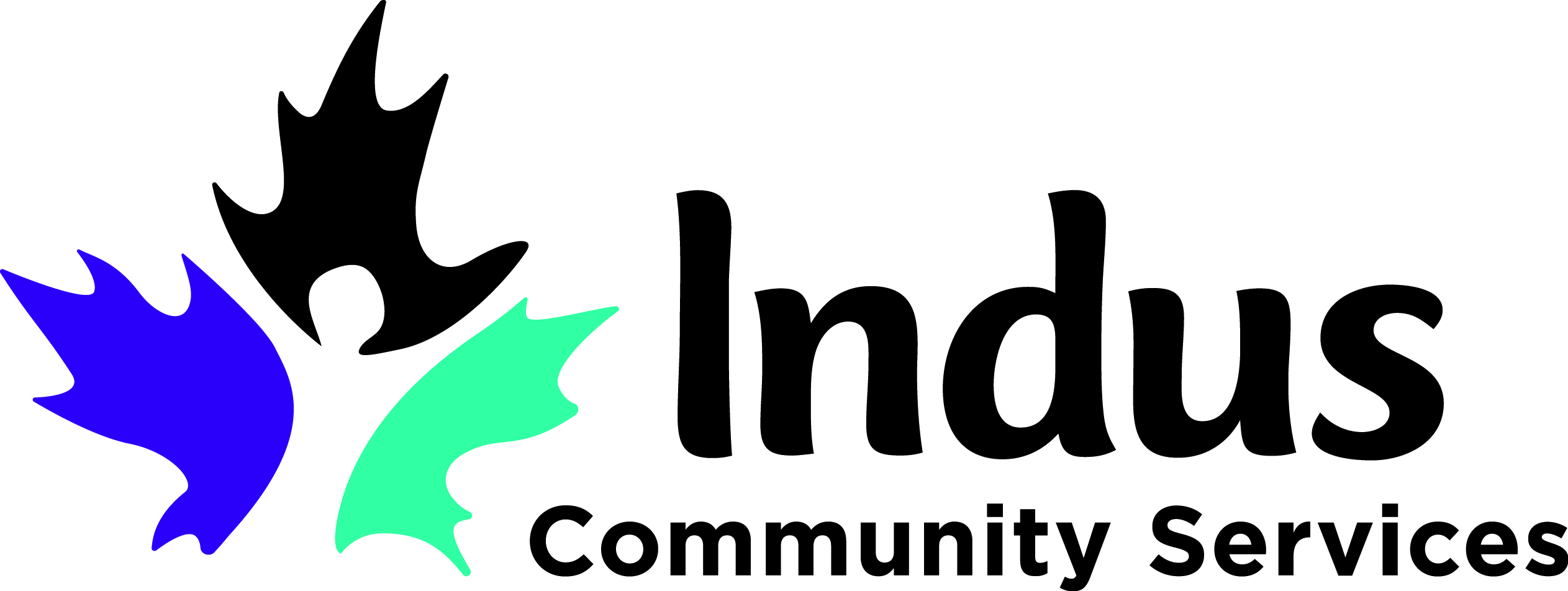 Indus Community Services Logo