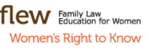Family Law Education for Women Logo